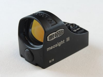 Meopta Leuchtpunktvisier Meosight III