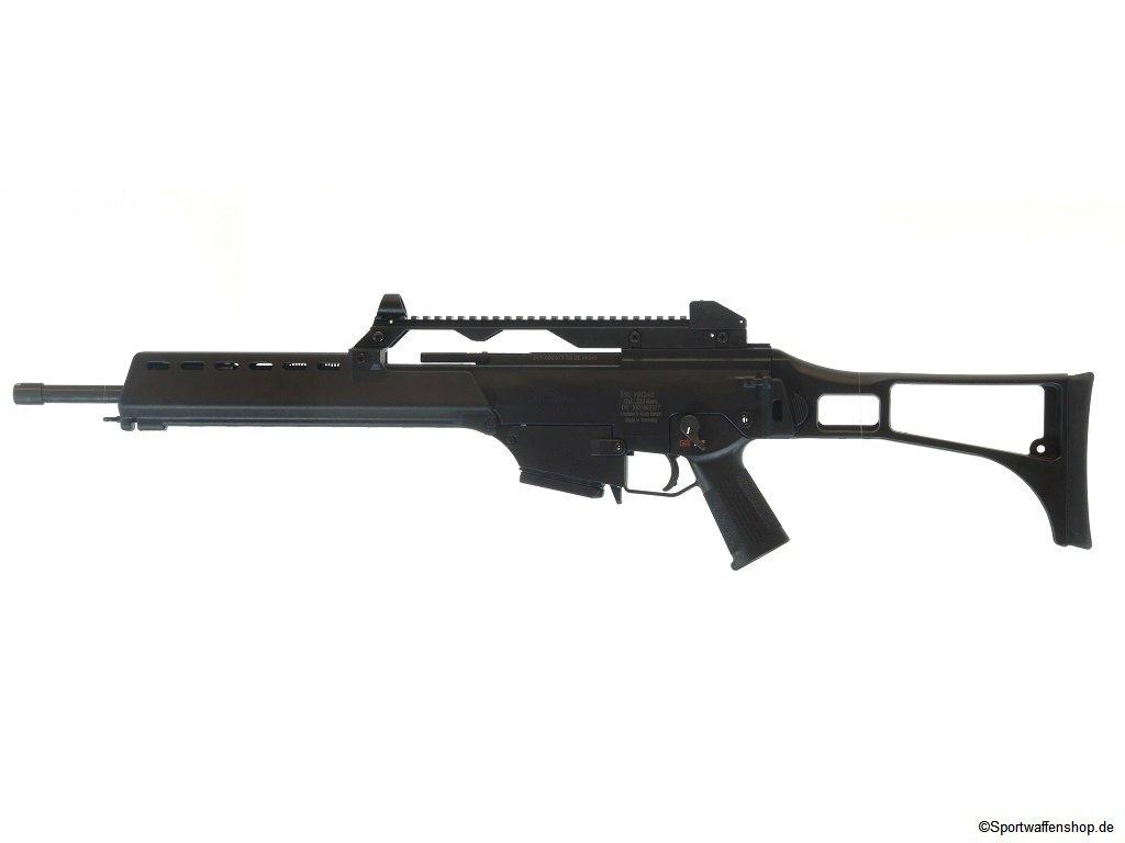 Heckler&Koch HK243 S SAR Schwarz