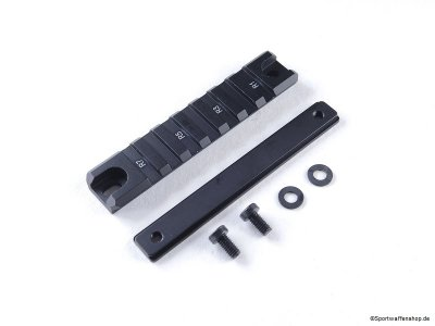 Adapter UIT-Picatinny, 10cm
