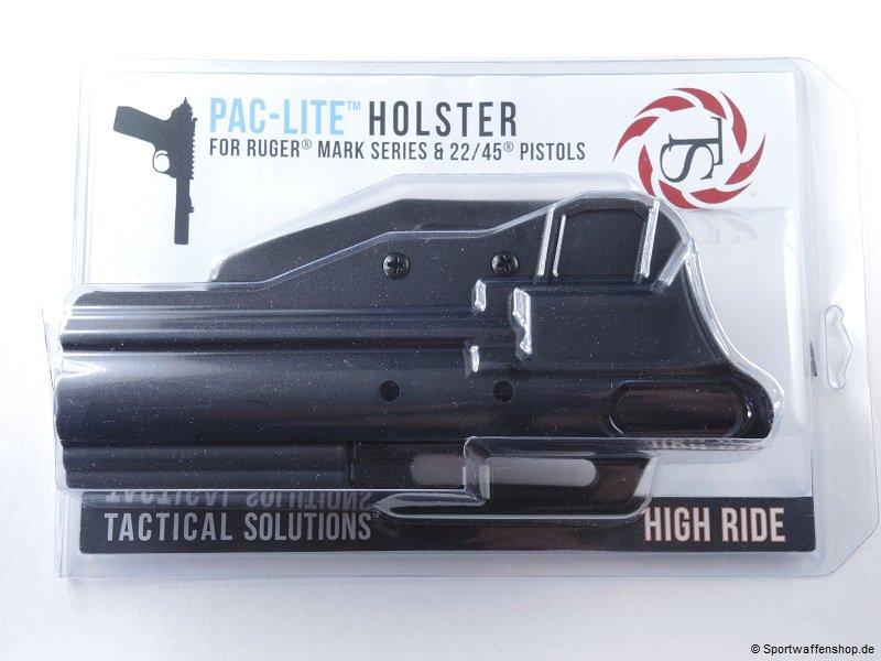 Holster Ruger Mark IV (High-Ride)