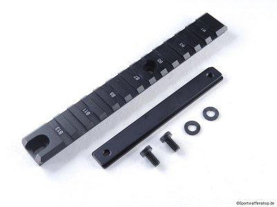 Adapter UIT-Picatinny, 16cm