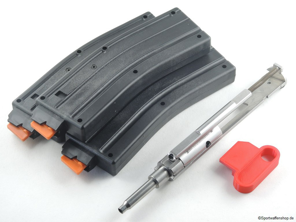 Einstecksystem CMMG AR15 .22lr (3x10)