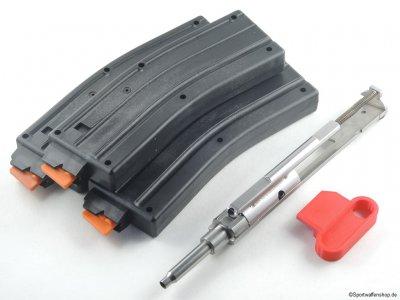 Einstecksystem CMMG Bravo AR15 .22lr (3x10)