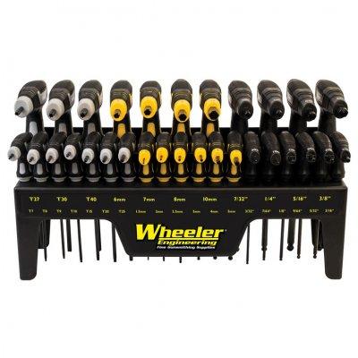 Wheeler P-Griff-Schlüssel-Set 30 tlg.