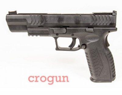 Springfield/Crogun XDm 5.25