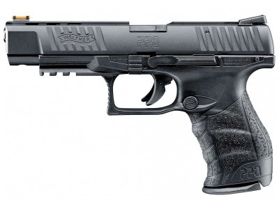 "Walther PPQ M2 5"" .22lr"