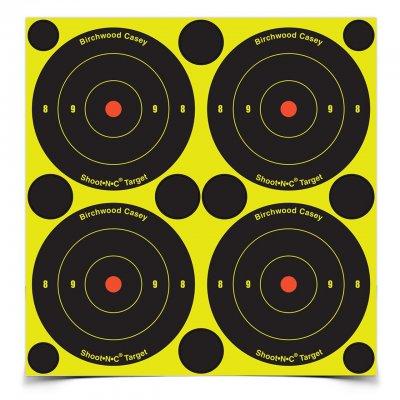 "Birchwood Casey Shoot N-C 3"""