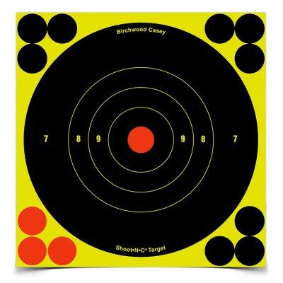 "Birchwood Casey Shoot N-C 6"""