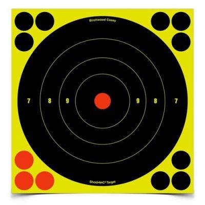 "Birchwood Casey Shoot N-C 8"""