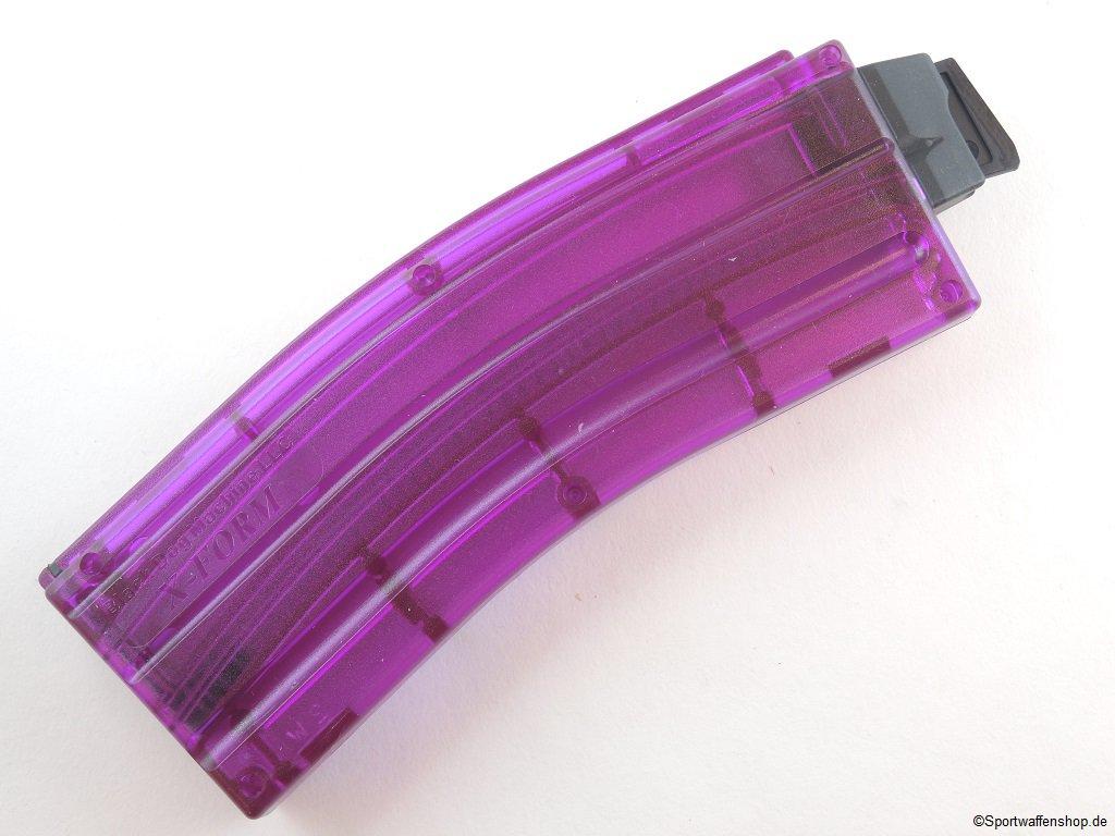Magazin Black Dog AR15-22 25 Schuss Pink