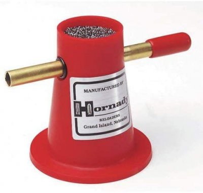 Hornady Powder-Trickler Pulverdosierer